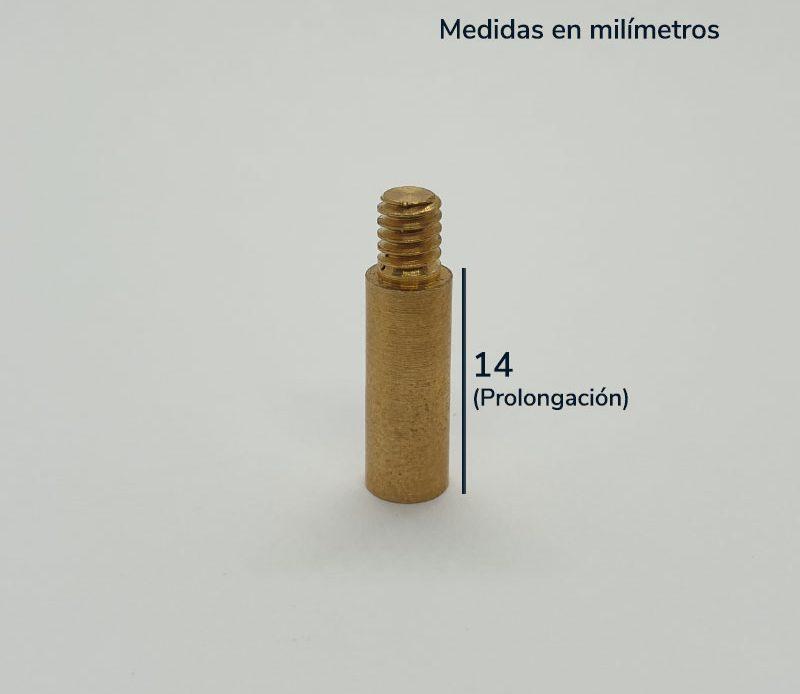Prolongación 14mm
